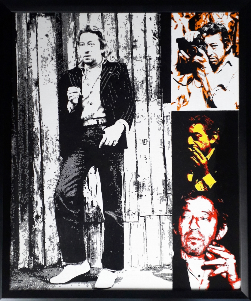 Serge Gainsbourg by Scorpios56